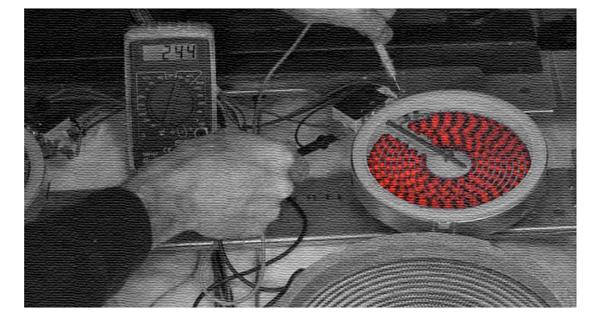 Плита rika c010 ремонт